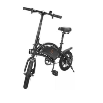 Elektrische fietsstep