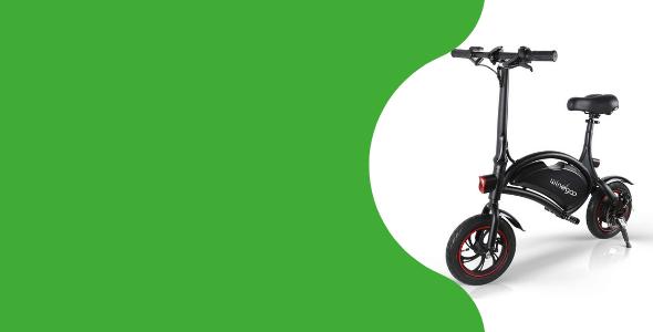 Verschil tussen elektrische fietsstep en elektrische steps?