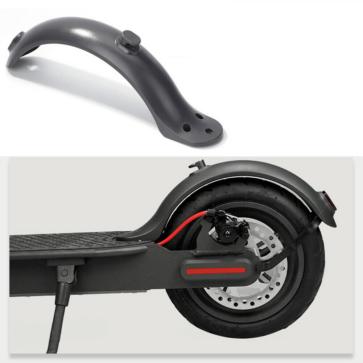 Achterspatbord grijs elektrische step