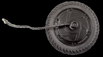 Denver SEL-80130 Motorwiel