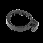 Gesp steel vouwring zwart – elektrische step